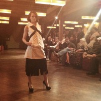 Raven Mai at Eras of Hope Fashion Show