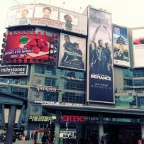 Metropolis in Toronto