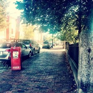 Streets of Portland, Maine