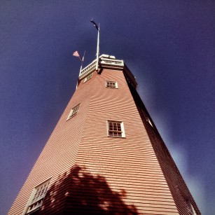 The Portland Observatory Tower