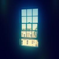 Portland Observatory window