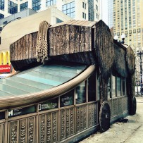 Trojan Horse promotion for Field Museum