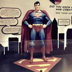 Statue of Superman