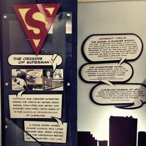 See the origins of Superman