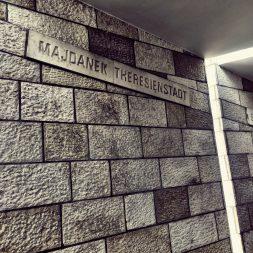 Names of the camps Holocaust Memorial Miami Beach