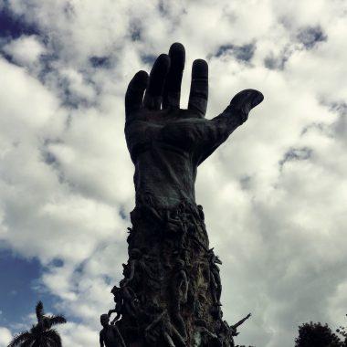 The hand Holocaust